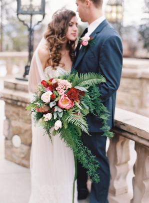 Colorado Mansion Wedding Inspiration 10