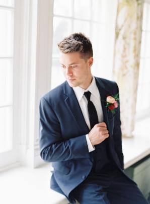 Colorado Mansion Wedding Inspiration 12