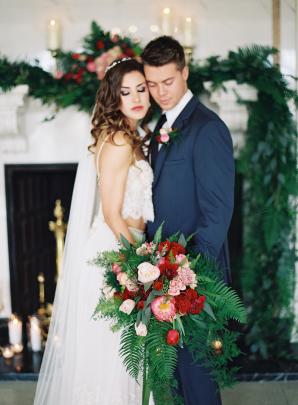 Colorado Mansion Wedding Inspiration 2