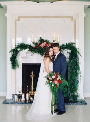 Colorado Mansion Wedding Inspiration 3