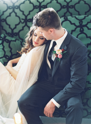 Colorado Mansion Wedding Inspiration 5