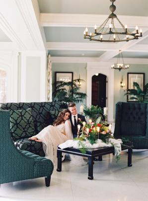 Colorado Mansion Wedding Inspiration 6