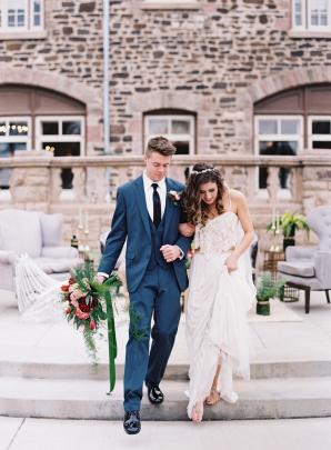 Colorado Mansion Wedding Inspiration 7