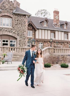 Colorado Mansion Wedding Inspiration 8