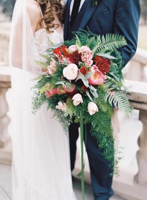 Colorado Mansion Wedding Inspiration 9