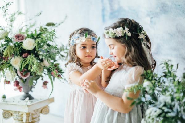 Fairy Flower Girl Ideas