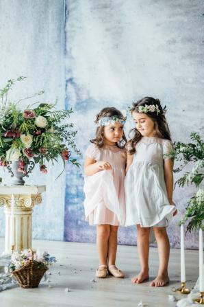 Fairy Flower Girls