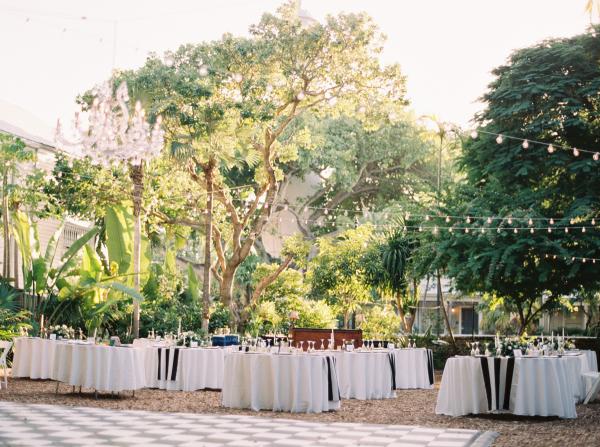 Reception at Hemingway Home