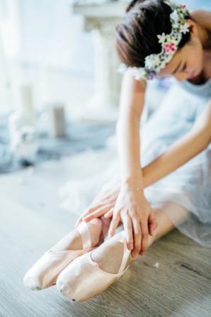 Wedding Ideas Ballerina