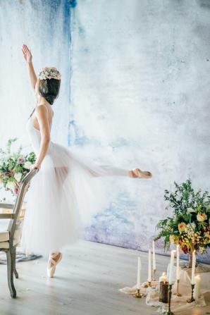 Wedding Inpiration from Ballet