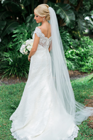Bride in Augusta Jones