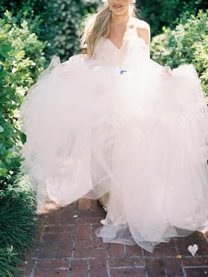 Carol Hannah Gown Tulle Skirt