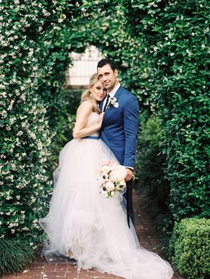 Glamorous Garden Wedding Ideas Marsais 11