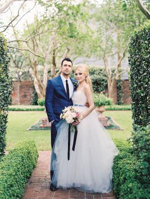 Glamorous Garden Wedding Ideas Marsais 15