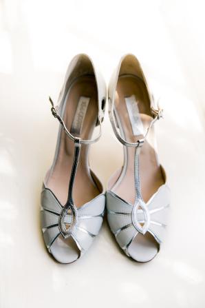 BHLDN Bridal Shoes