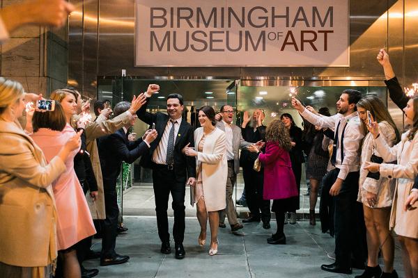 Birmingham Museum of Art Wedding 11