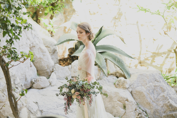 French Riviera Bridal Inspiration 12