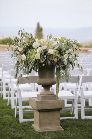 Large Ceremony Flower Arrangement