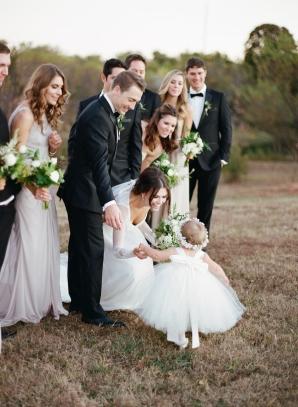 Oklahoma Barn Wedding Jenny McCann 14