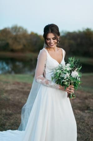 Oklahoma Barn Wedding Jenny McCann 15
