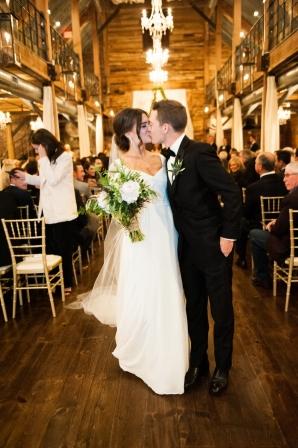 Oklahoma Barn Wedding Jenny McCann 17