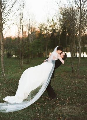 Oklahoma Barn Wedding Jenny McCann 4