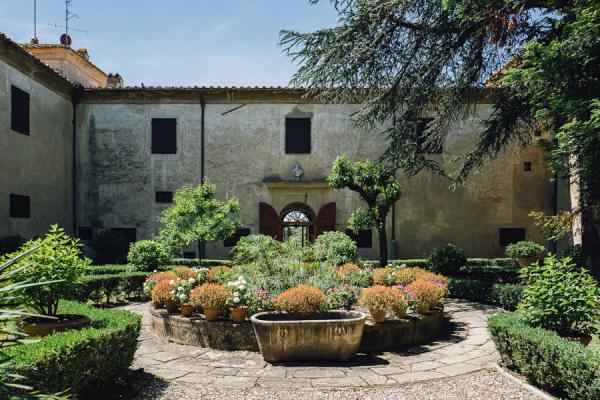 Tuscany Villa Destination Wedding 1