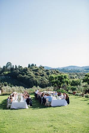 Tuscany Villa Destination Wedding 17