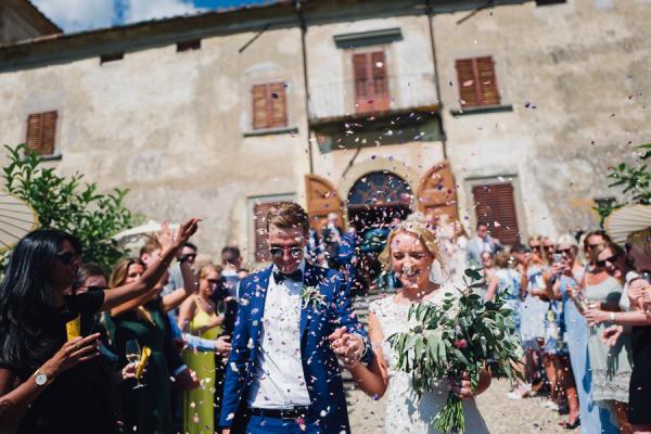 Tuscany Villa Destination Wedding 7