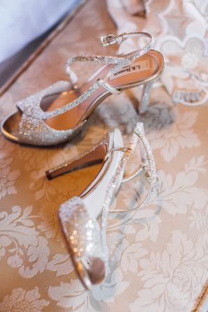 Wedding Shoes by LK Bennett