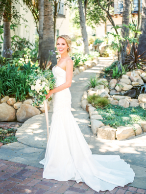 La Soie Wedding Dress