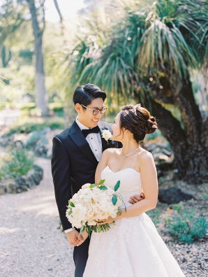 Villa Montalvo Wedding Danielle Poff 10
