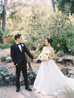 Villa Montalvo Wedding Danielle Poff 5
