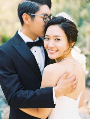 Villa Montalvo Wedding Danielle Poff 6