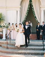 Villa Montalvo Wedding Danielle Poff 7