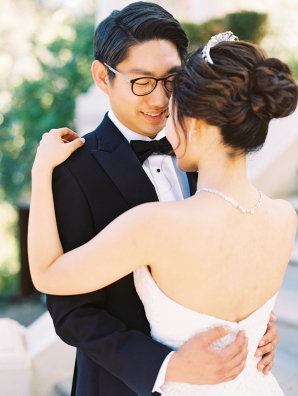 Villa Montalvo Wedding Danielle Poff 8