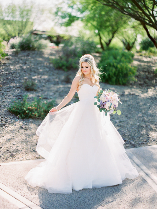 Blush By Hayley Paige Gown