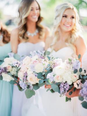 Boutuqest of Pastel Flowers
