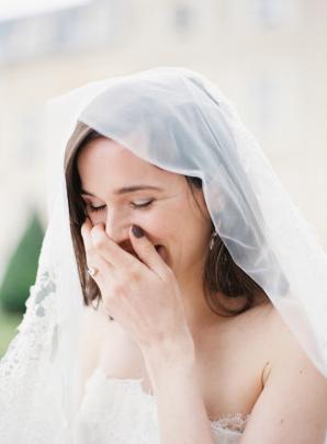 Bridal Portrait by Tara Francis