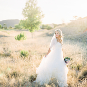 Bride in Blush By Hayley Paige