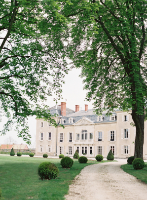 Chateau de Varennes France