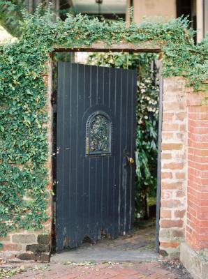 Door in Savannah