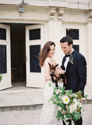 French Chateau Wedding Inspiration Tara Francis 4
