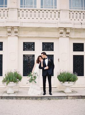 French Chateau Wedding Inspiration Tara Francis 6