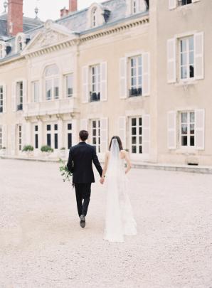 French Chateau Wedding Inspiration Tara Francis 7