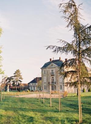 Luxury French Chateau Wedding