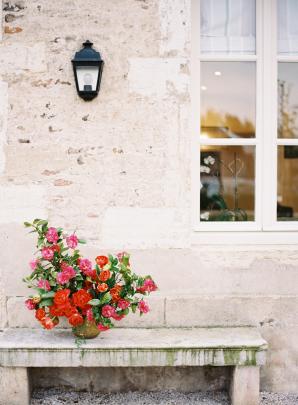 Poppy Red Wedding Flowers