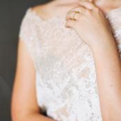Pronovias Gown Detail