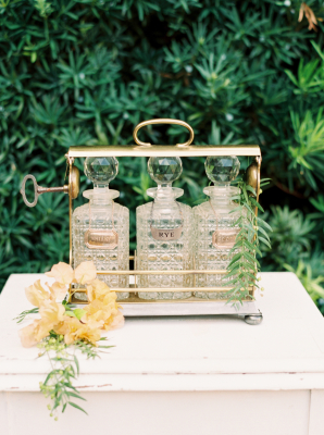 Vintage Liquor Decanters