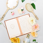 Vow Book and Vintage Bridal Accessories